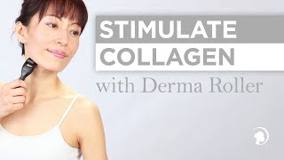 How to use the Derma Roller to Stimulate Collagen Thumbnail