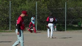 Бейсбол 2018
