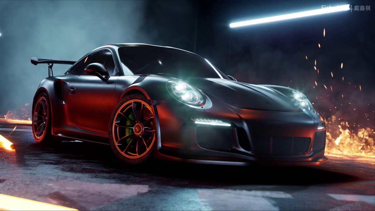 Unreal Engine Porsche 911 The Revolution By Fisher Dai - one billion dollar supercar disaster car crushers 2 roblox gaming adventures