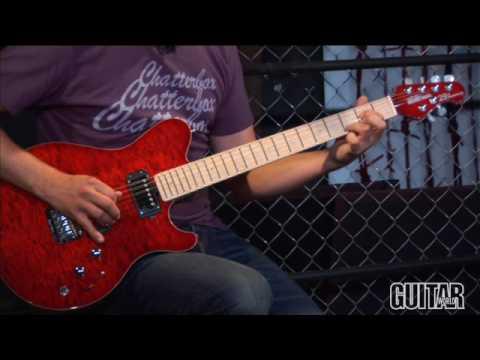 Music Man 25th Anniversary Guitar
