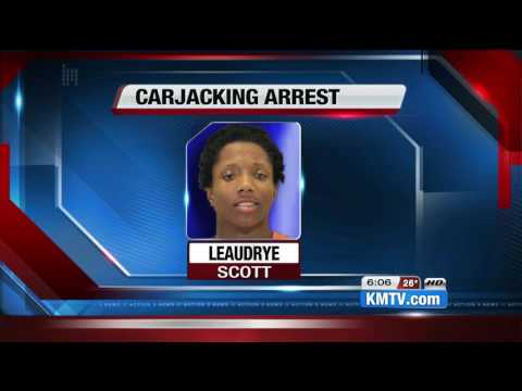 Omaha Police make arrests in carjacking and chase