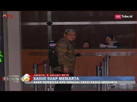 Ahmad Heryawan Penuhi Panggilan KPK sebagai Saksi Kasus Suap Proyek Meikarta - BIP 10/01 Mp3