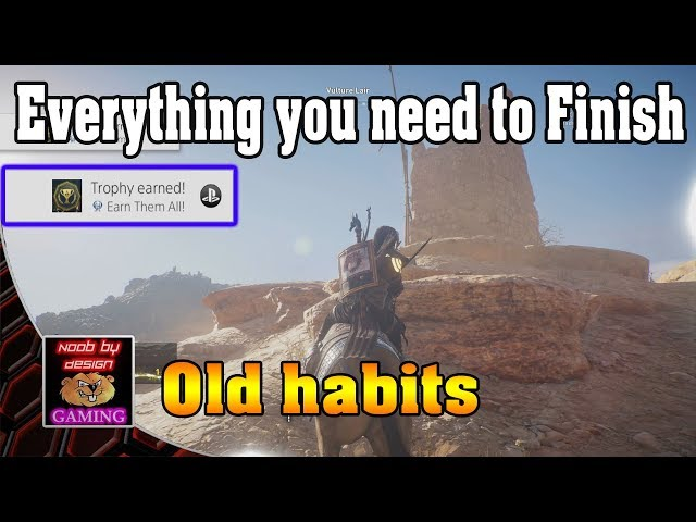 Assassin's Creed Origins Problems & How to Fix Them