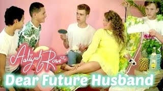 Dear Future Husband by Meghan Trainor - Cover by Aaliyah Rose