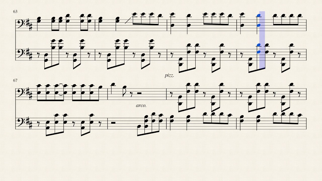 2Cellos - Despacito Sheet Music