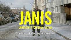 Janis, lähetetty työntekijä