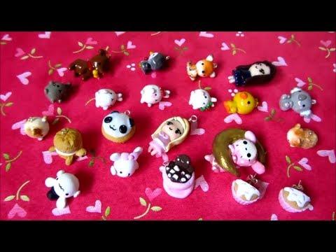 Image of: Kawaii Polymer Polymer Clay Charm Update 8 Kawaii Animals Molang And More Youtube Deviantart Polymer Clay Charm Update 8 Kawaii Animals Molang And More