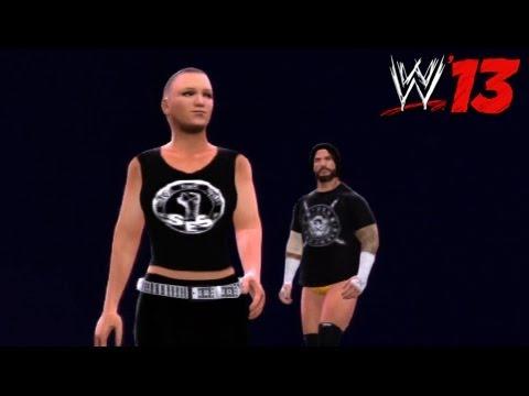 e4691062 WWE '13 Community Showcase: Serena Deeb (Xbox 360) - YouTube