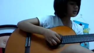 ngày vắng anh guitar