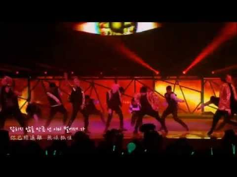 【韓中字幕】SHINee-Nightmare @SHINee WORLD III In Seoul