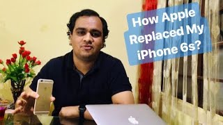 Gambar cover How i got iPhone 6S replaced by Apple II Replacement iPhone II faulty iPhones