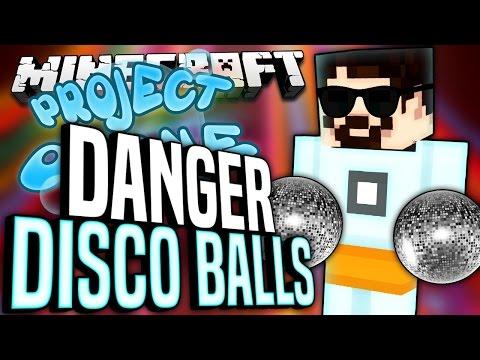 Minecraft - DANGER DISCO BALLS - Project Ozone #60