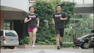 China's Running and CrossFit Boom