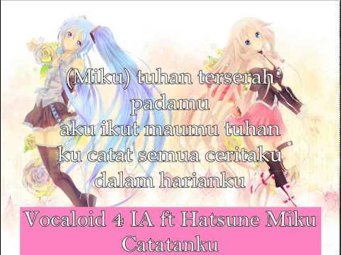 [Vocaloid 4] IA ft Hatsune Miku Catatanku