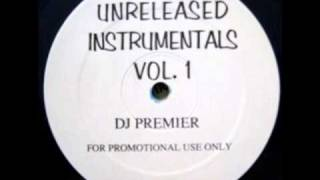 DJ Premier - Up Against The Wall (Remix Instrumental)