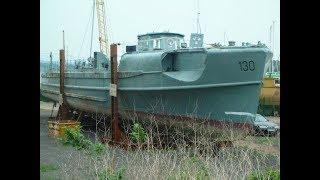 The Last German E-Boat