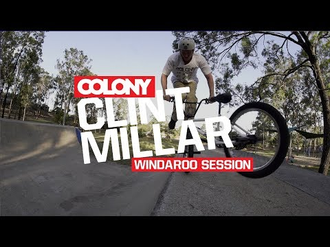 Clint hits up an old mini ramp tucked away in the park lands of Windaroo in Brisbane. Thanks for watching, make sure you subscribe: http://www.youtube.com/user/ColonyBMXBrand?sub_confirmation=1...