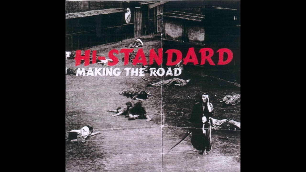 hi standard making the road full album 1999 youtube