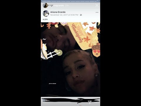 Ariana Grande Pays Tribute to Mac Miller With Throwback Thanksgiving Photo Mp3