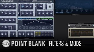 NI Massive: Synthesis & Sound Design Pt 1 – Filtering & Modulating