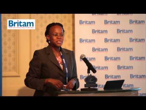 Britam Mauritius Investment Conference - Ms. Diana Gichaga