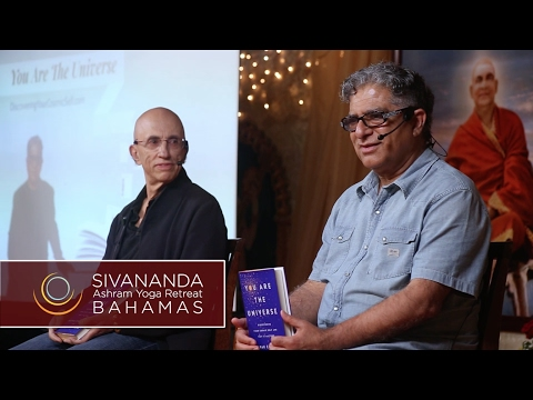 Deepak Chopra & Menas Kafatos: You Are the Universe: Discovering Your Cosmic Self (Part 1)