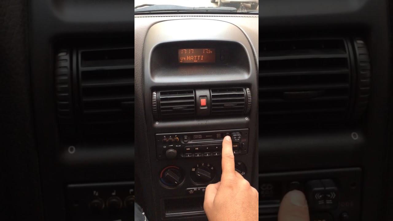 Philips Car 400 Kaset 231 Alara Usb Speaker Mod 252 L Ekleme