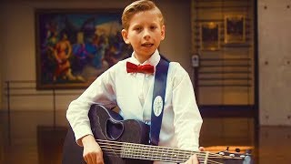 What Is Walmart Yodeling Kid Doing??