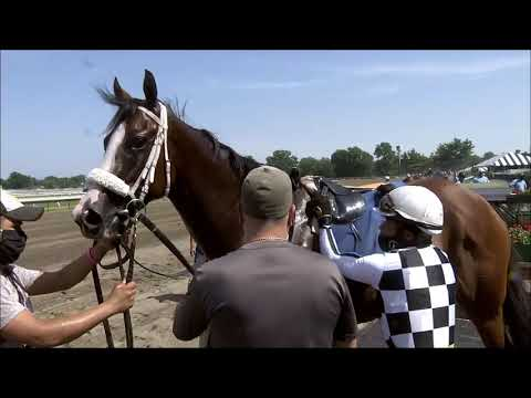 video thumbnail for MONMOUTH PARK 07-19-20 RACE 7