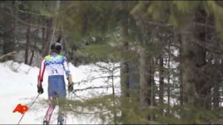 Bode Miller Skis Out of Olympic Giant Slalom