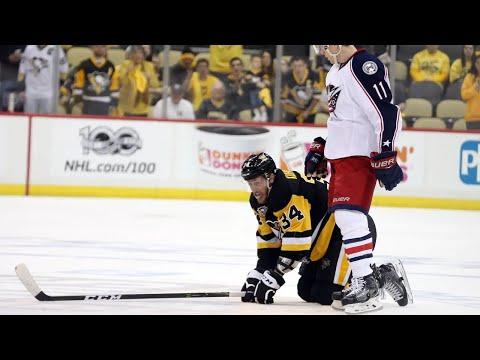 NHL Cross Checks