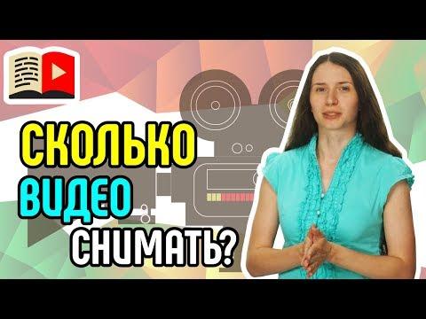 YouTube: лучше 3 видео по 3 минуты, чем одно на 10 минут