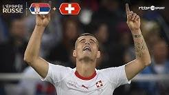 Serbie   Suisse (1-2) Résumé du match