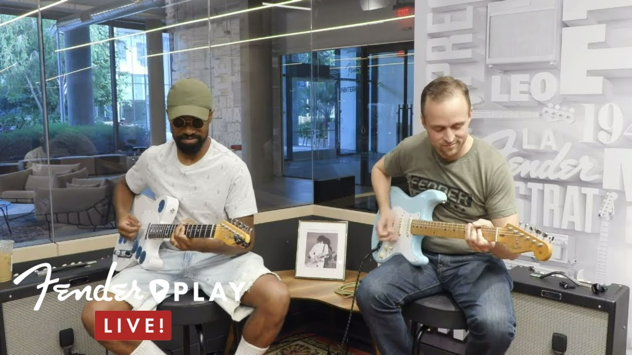 Fender Play LIVE: Summertime Blues w/Jimmy, Muddy & Stevie Ray | Fender  Play | Fender