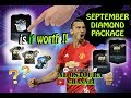 FIFA ONLINE 3.......Opening New Monthly package [September Diamond Package]....IS IT WORTH ??!