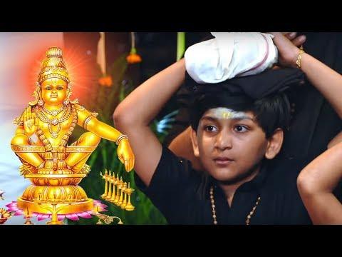 எல்லோரும் சேர்ந்து சொல்லுங்கோ | Ayyappa Devotional Video Song Tamil | Veeramani Kannan