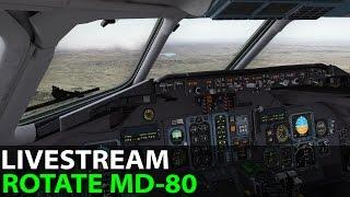 Livestream] The PilotEdge Long Haul, FlightFactor Boeing 777
