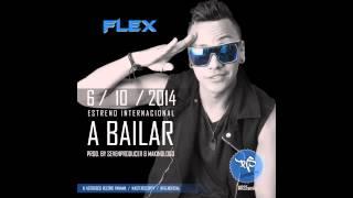 FLEX( NIGGA)-  A BAILAR (AUDIO OFICIAL) 2014