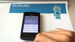 Liberar LG® Optimus L1 II, E410 gracias a Movical.Net