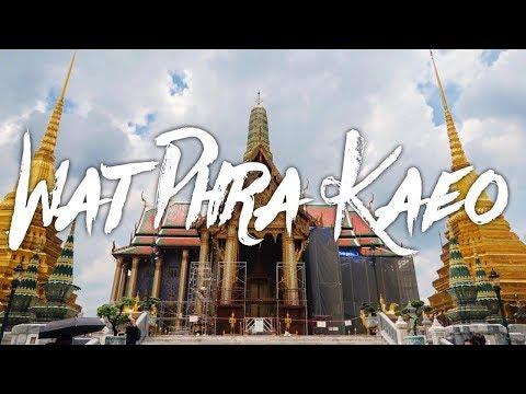 Bangkok | Wat Phra Kaeo | Grand Palast | Hangover Skybar