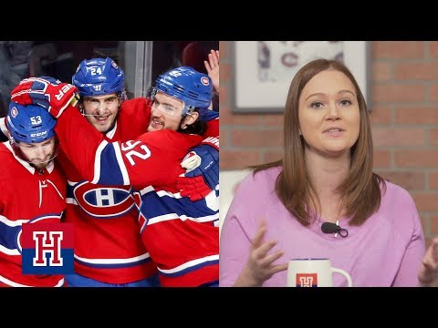 Canadiens have 'something special' this season   HI/O Show