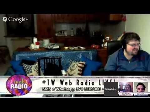 TW Web Radio LIVE - WWE Monday Night Raw Post-Show