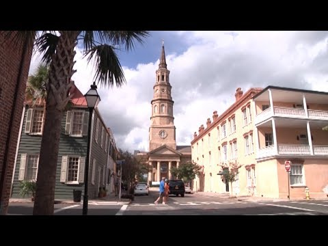 Charleston, SC: A Video Tour