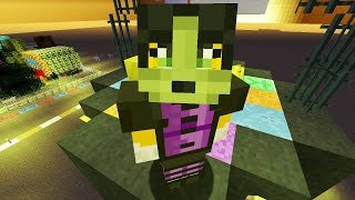 Minecraft Xbox - Building Time - Trick Or Treat {6}