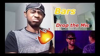 Drop the Mic: Anthony Anderson vs Usher - FULL BATTLE | TBS| Reaction| Who won👀