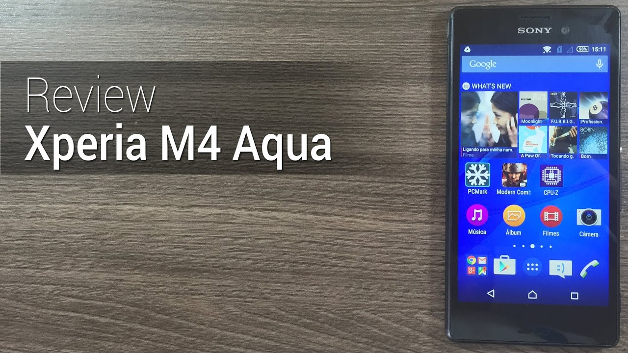Leading Tech sony xperia m4 aqua dual review youtube downloaded from Samsung