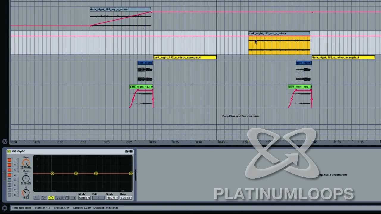 Ableton Tutorial - How to Automate a Low Pass Filter