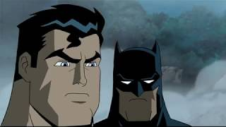 Супермен и Бэтмен против суперзлодеев  ч 1