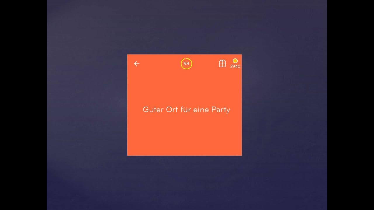 Eine Party Ort Für Guter