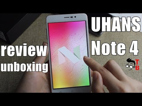 UHANS Note 4 Review: Competitor to Xiaomi Redmi Note 4